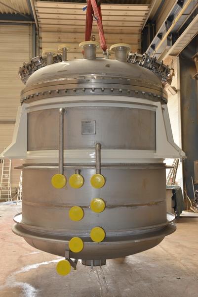 Réacteur 904L